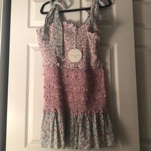 LoveShackFancy LSF x Target adeline dress